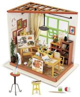 Купить Набор для изготовления игрушки ТМ Цветной Мастерская художника , Игрушки своими руками