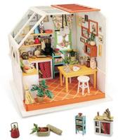 Купить Набор для изготовления игрушки ТМ Цветной Уютная кухня , Игрушки своими руками