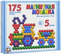 Купить Мозаика магнитная, 175 шт, Десятое королевство, Обучение и развитие