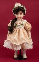 Купить Кукла коллекционная Принцесса , 45 см, цвет: светло-розовый, NoName, Куклы и аксессуары