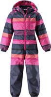 Купить Комбинезон утепленный детский Lassie, цвет: розовый. 720723R4682. Размер 104, Одежда для девочек
