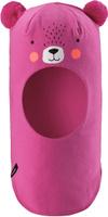 Купить Шапка-шлем детская Lassie, цвет: розовый. 7187414400. Размер 44/46, Одежда для девочек