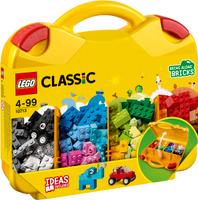 Купить LEGO Classic Конструктор Чемоданчик для творчества и конструирования 10713, Конструкторы