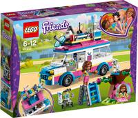 Купить LEGO Friends Конструктор Передвижная научная лаборатория Оливии 41333, Конструкторы