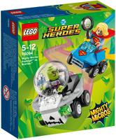 Купить LEGO Super Heroes Конструктор Mighty Micros Супергерл против Брейниака 76094, Конструкторы