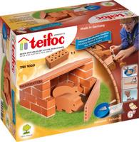 Купить Teifoc Строительный набор Свиноферма, Конструкторы
