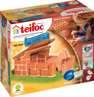 Купить Teifoc Строительный набор Конюшня, Конструкторы