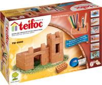 Купить Teifoc Строительный набор Крепость-карандашница, Конструкторы