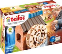 Купить Teifoc Строительный набор Водяная мельница, Конструкторы