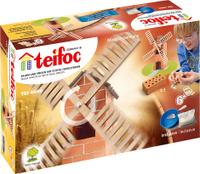 Купить Teifoc Строительный набор Ветряная мельница TEI 4040, Конструкторы