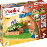 Купить Teifoc Строительный набор Цветник, Конструкторы