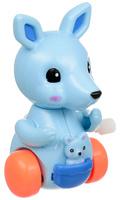 Купить Bampi Заводная игрушка Кенгуру цвет голубой, Развлекательные игрушки