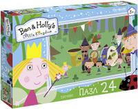 Купить Ben&Holly Пазл для малышей Музыканты, ООО Группа компаний Оригами , Обучение и развитие