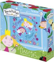 Купить Ben&Holly Пазл для малышей Феечки, ООО Группа компаний Оригами , Обучение и развитие