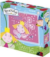Купить Ben&Holly Пазл для малышей Настоящая принцесса, ООО Группа компаний Оригами , Обучение и развитие