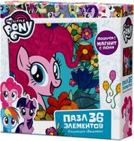 Купить My Little Pony Пазл для малышей Пинки Пай, ООО Группа компаний Оригами , Обучение и развитие