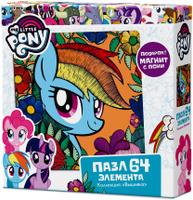 Купить My Little Pony Пазл для малышей Радуга Дэш, ООО Группа компаний Оригами , Обучение и развитие