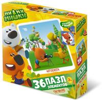 Купить Ми-ми-мишки Пазл для малышей Фотоохота, ООО Группа компаний Оригами , Обучение и развитие
