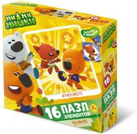 Купить Ми-ми-мишки Пазл для малышей Играем вместе, ООО Группа компаний Оригами , Обучение и развитие