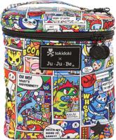 Купить Ju-Ju-Be Термосумка для мамы Fuel Cell цвет синий розовый 08AA09AT-9632, Сумки для мам