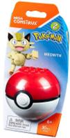 Купить Mega Construx Pokemon Конструктор Покемон Мяут, Mega Bloks/Mega Construx, Конструкторы