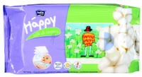 Купить Bella Влажные салфетки Baby Happy Шелк и Хлопок , 64 шт, Bella baby Happy, Подгузники и пеленки