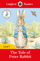 Купить The Tale of Peter Rabbit - Ladybird Readers Level 1, Все сказки мира