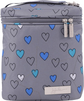 Купить Ju-Ju-Be Термосумка для мамы Fuel Cell цвет серый синий 08AA09A-2847, Сумки для мам