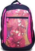 Купить 4ALL Рюкзак School цвет синий розовый RU72-02P, Ранцы и рюкзаки