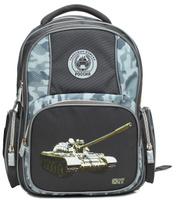 Купить 4ALL Рюкзак School цвет черный RU74-03P, Ранцы и рюкзаки