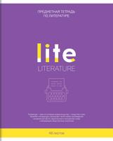 Купить ArtSpace Тетрадь Ученье – цвет! Литература 48 листов в линейку, Тетради