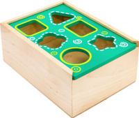 Купить Alatoys Обучающая игра Сортер 10 деталей, Обучение и развитие