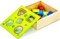 Купить Alatoys Обучающая игра Сортер 8 деталей, Обучение и развитие