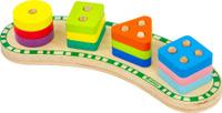 Купить Alatoys Обучающая игра Сортер 24 детали, Обучение и развитие