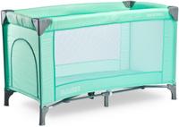 Купить Caretero Манеж-кроватка Basic цвет зеленый, Манежи