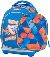 Купить Target Рюкзак детский Murales цвет синий, Target Collection, Ранцы и рюкзаки