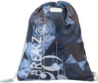 Купить Target Сумка для сменной обуви Break цвет черный, Target Collection, Ранцы и рюкзаки