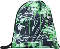 Купить Target Сумка для сменной обуви Confused цвет зеленый, Target Collection, Ранцы и рюкзаки