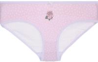 Купить Трусы для девочки Sela, цвет: розовый. PUb-5653/034-8121. Размер 92/98, Одежда для девочек