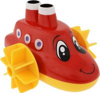 Купить Bampi Заводная игрушка Вместе веселей Лодка цвет красный желтый, Развлекательные игрушки