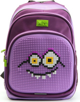 Купить 4ALL Рюкзак Kids цвет фиолетовый сиреневый, Ранцы и рюкзаки