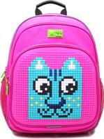 Купить 4ALL Рюкзак Kids цвет розовый, Ранцы и рюкзаки
