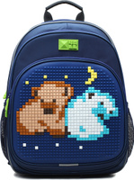 Купить 4ALL Рюкзак Kids цвет синий RK61-15N, Ранцы и рюкзаки