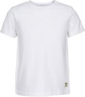 Купить Футболка для мальчика Button Blue, цвет: белый. 118BBBC12010200. Размер 104, Одежда для мальчиков