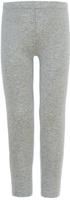 Купить Леггинсы для девочки Button Blue, цвет: серый. 118BBGC13021900. Размер 98, Одежда для девочек