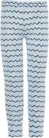 Купить Леггинсы для девочки Button Blue, цвет: голубой. 118BBGC13011813. Размер 98, Одежда для девочек