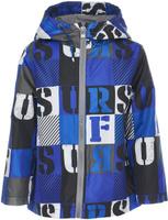 Купить Ветровка для мальчика Button Blue, цвет: синий. 118BBBC40030013. Размер 104, Одежда для мальчиков