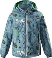 Купить Куртка для мальчика Lassie, цвет: зеленый. 721725R8271. Размер 104, Одежда для мальчиков