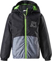 Купить Куртка для мальчика Lassie, цвет: темно-серый. 721727R9261. Размер 134, Одежда для мальчиков