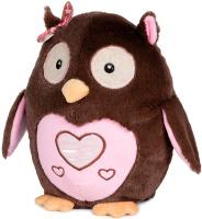 Купить Maxitoys Мягкая игрушка Сова Влюбленная с бантиком 22 см, Мягкие игрушки